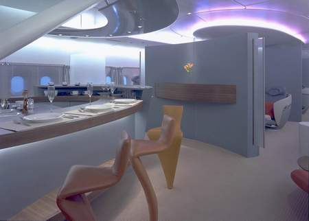 科技时代_空中客车A380:全新的双层飞机(组图)