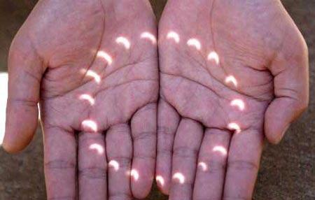 科技时代_天文台研究显示2007至2010年发生日食最集中