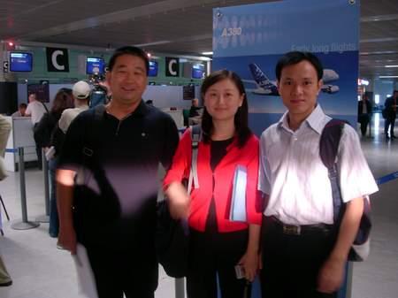 科技时代_空中客车中国员工谈乘坐A380飞机感受(组图)