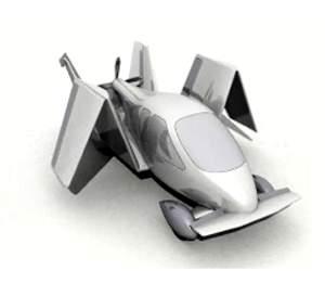 科技时代_美国飞行汽车将于2009年上市销售(组图)