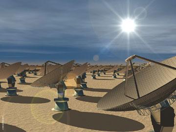 科技时代_中国筹备三大新型天文望远镜 将刷新世界之最