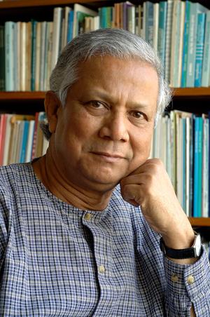 科技时代_《世纪之约》专访2006诺贝尔和平奖得主