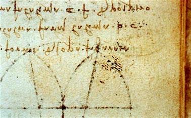 科技时代_意大利科学家复原达芬奇指纹(图)