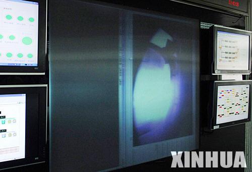 科技时代_我国人造太阳实验装置再次成功放电(图)