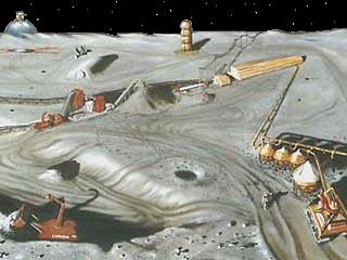 科技时代_俄罗斯计划2009年启动自己的探月计划(图)