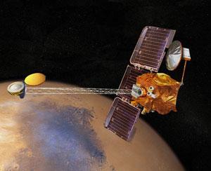 科技时代_火星发现七个巨型地洞 温度稳定可做人类基地