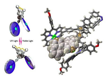 科技时代_世界最小剪刀问世:仅3纳米长可扭曲分子(图)