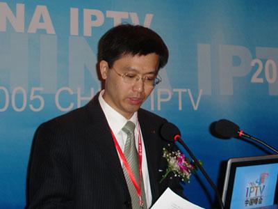 科技时代_IPTV中国峰会 TCL汤姆逊公司罗秋林发言