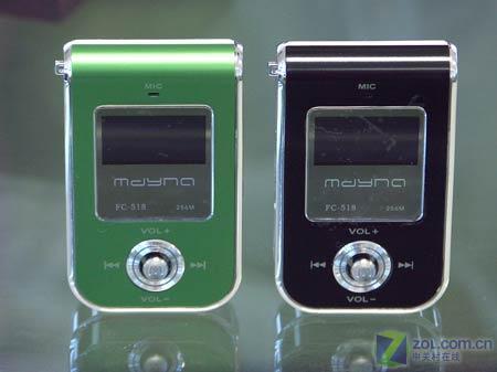 199可买1GB容量MP3极廉价背后有文章
