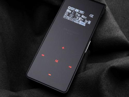 黑色极度诱惑仔细品味巧克力风尚MP3