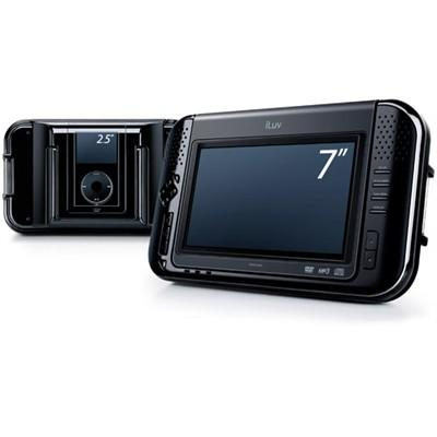新配件iLuv将iPod扩展到7英寸显示屏