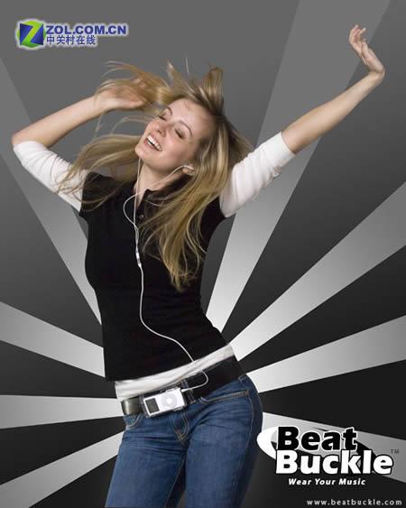 苹果消息集合iPod皮带附件最为性感