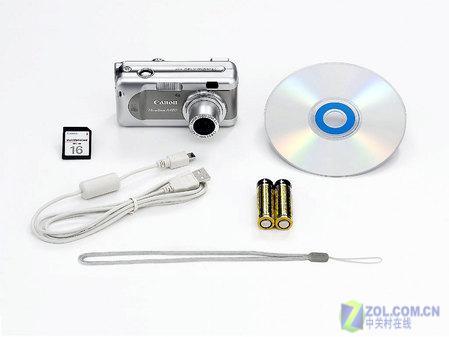 价格不变再送礼佳能A420相机990元(图)