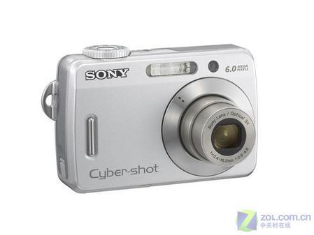 命名仿冒卡西欧索尼S500相机欧洲问世