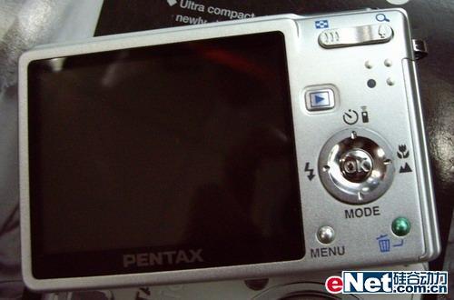 宾得超薄卡片相机S6售价突破两千