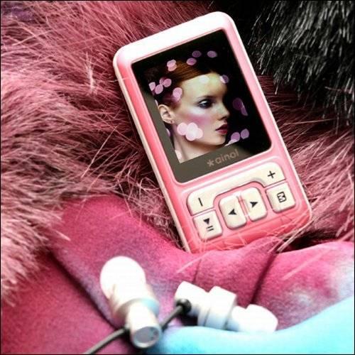 绝对养眼艾诺时尚新品V3精美图片欣赏