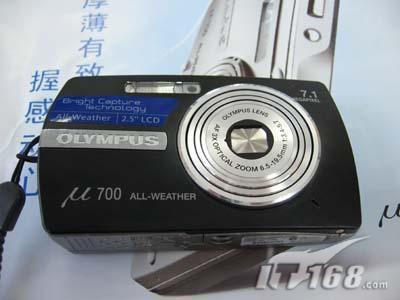 [北京]大降200元奥林巴斯μ700仅2350