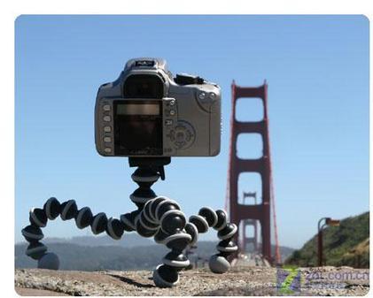 走哪拍哪 单反相机用超强三脚架出现