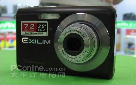 时尚靓丽又方便:7月特色卡片相机推荐