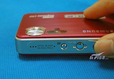 三星500万带MP3时尚i50仅售1799元(图)