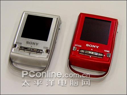 索尼MP3免费拿26万色大屏P系列大促销