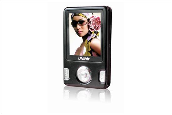 2寸TFT屏幕优百特新款视频MP3X710