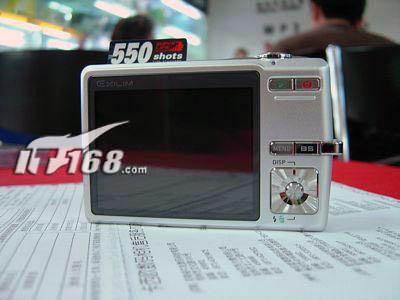 入门好选择卡西欧Z600相机狂降至2000元