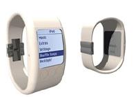 10GB容量支持蓝牙 手表型iPod已出现