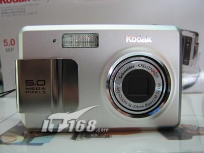 [上海]柯达LS755数码相机仅售1799元
