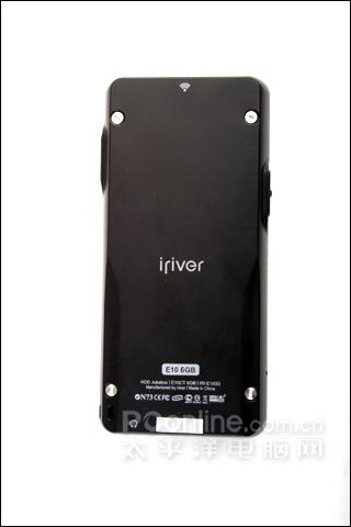 内置硬盘的遥控器?iriverMP3E10评测