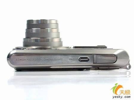 600万防抖卡片相机卡西欧S600欲破2K