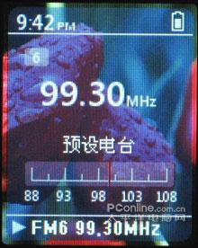 挑战iPodnano三星绝艳新机YP-Z5F评测