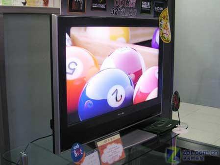 日系也低价东芝32英寸液晶电视8990元
