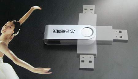 可旋转式上盖设计!台电晶致U盘全新上市