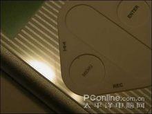 简约之美海尔合金机身触摸式硬盘MP3