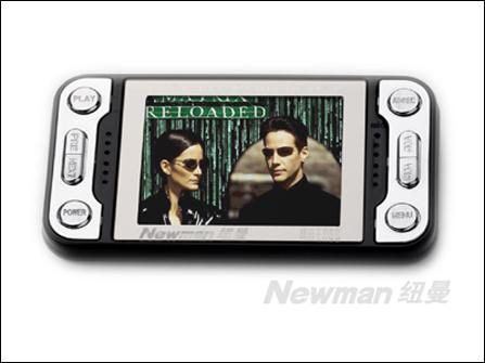 延续N系经典纽曼推出新品MP3N68