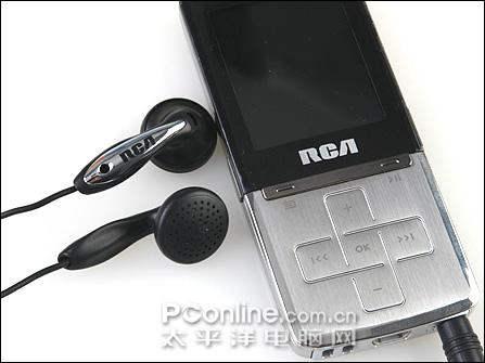 美国风情RCA纤薄MP3M5002详细评测