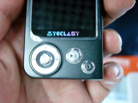 """台电""""双核""""MP3降价超值1GB仅售599元"""