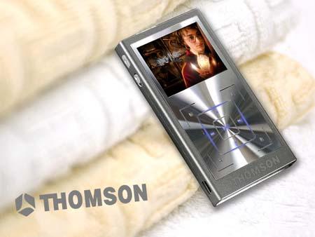 汤姆逊10mm厚低温多晶硅屏MP4超便宜