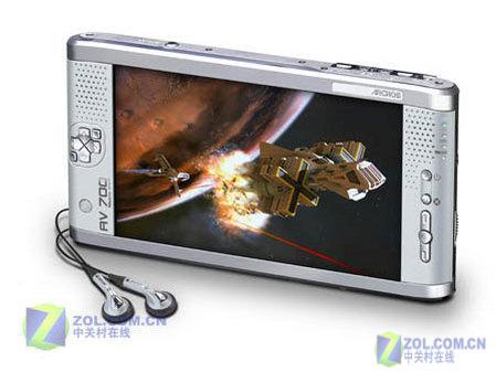 游戏大屏支持RM五款绝对爽的MP4推荐