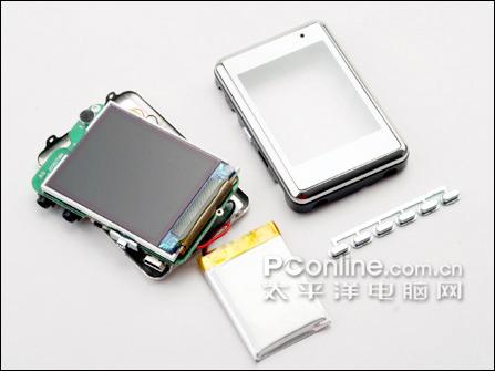延续精彩艾诺新品MP3V600拆机评测