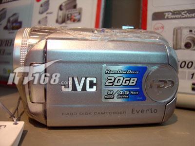 [广州]30G加32倍光变JVC硬盘DV仅5480