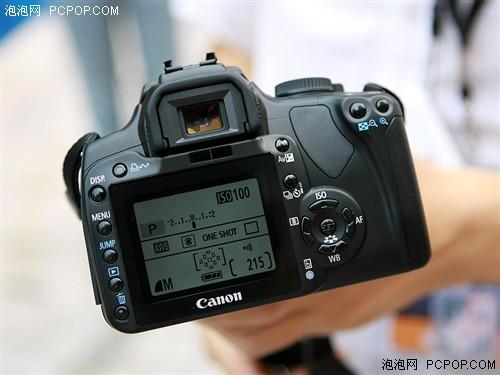 给D80很大压力佳能400D低价上市预告