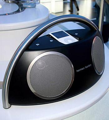 HarmanKardon推出新品iPod扩音附件