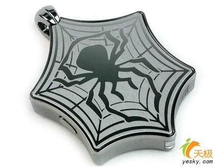 琥珀数码:另类蜘蛛打造男士时尚新品