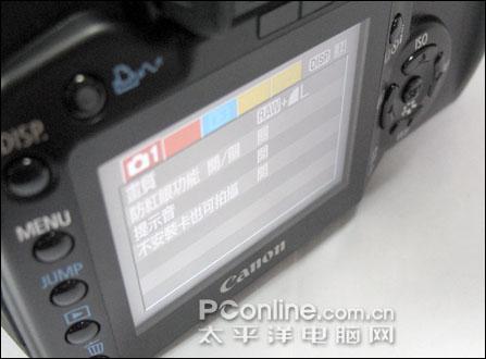 不到6K!佳能10MP入门单反掌门400D上市