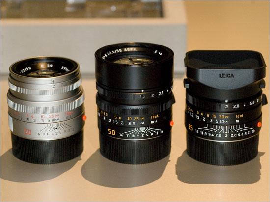 莱卡数码即将到来M型镜头下半年上市