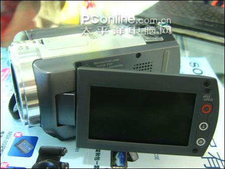 索尼新品硬盘DV-SR80E上市60G售7480元