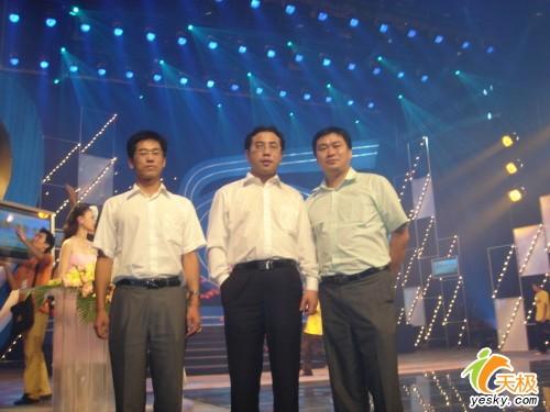 纽曼代言人:吴文景参演中关村电脑节