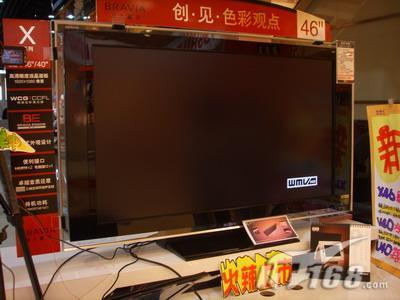 [广州]SONY46寸满高清液晶TV到货广州